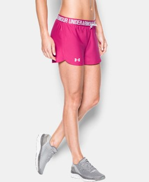 Women's UA Play Up Shorts LIMITED TIME: FREE SHIPPING 15 Colors $17.24 to $29.99