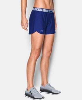 Women's UA Play Up Shorts  1 Color $17.49