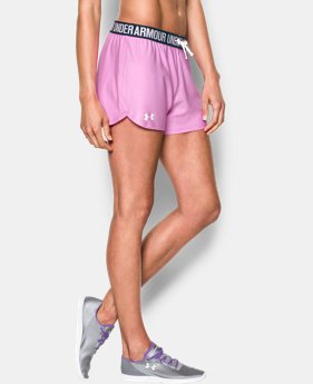 Women's UA Play Up Shorts  2 Colors $24.99
