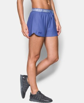 Women's UA Play Up Shorts  1 Color $17.99 to $29.99