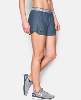 Women's UA Play Up Shorts LIMITED TIME: FREE SHIPPING 3 Colors $29.99