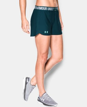 Women's UA Play Up Shorts- 2 For $30   $22.99