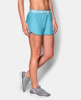 New Arrival  Women's UA Play Up Shorts LIMITED TIME: FREE SHIPPING 2 Colors $22.99 to $29.99