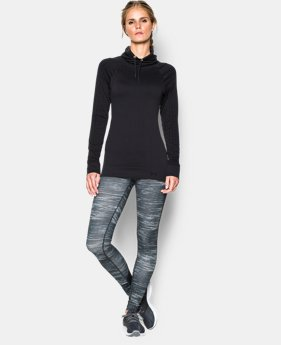 Women's UA Seamless Funnel Neck