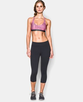 Women's UA Armour Low Printed Bra  3 Colors $17.99 to $22.99
