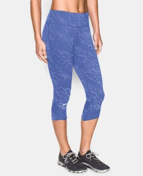 Women's UA Fly Fast Luminous Capri