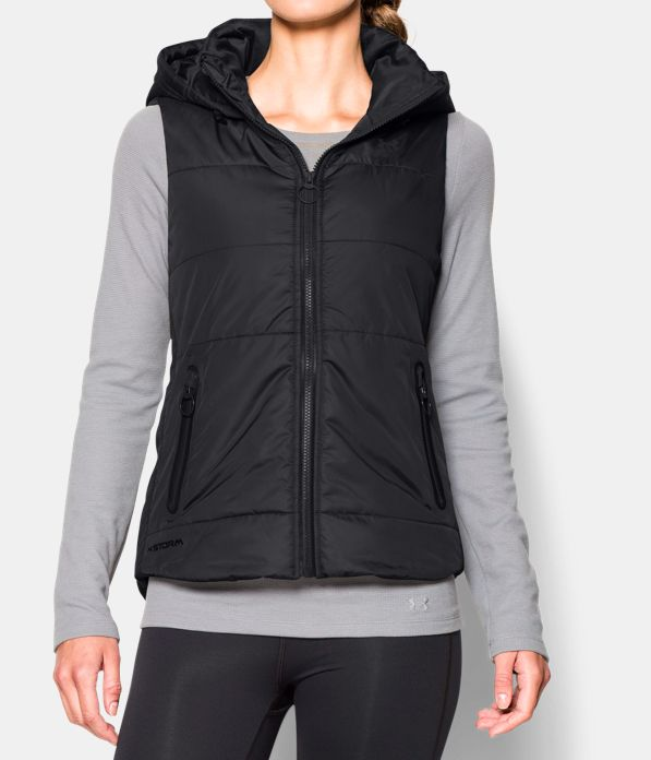 Womens UA Quilted Puffer Vest