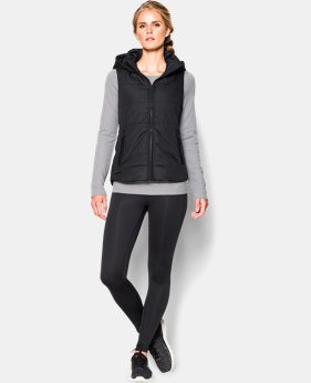 Women's UA Quilted Puffer Vest  1 Color $112.99