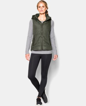 Women's UA Quilted Puffer Vest LIMITED TIME: FREE U.S. SHIPPING 1 Color $84.74 to $112.99