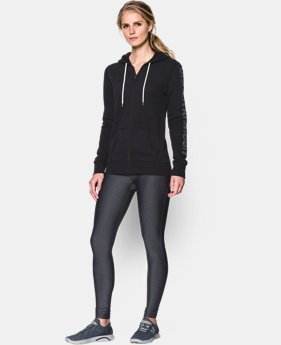 Women's UA Storm Rival Cotton Full Zip Hoodie