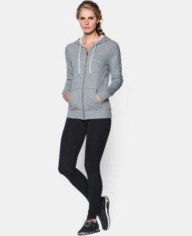 Women's UA Storm Rival Cotton Full Zip Hoodie  1 Color $59.99