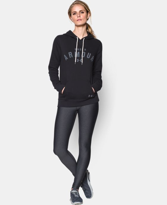 Women's UA Storm Rival Cotton Pullover Hoodie  1 Color $48.99