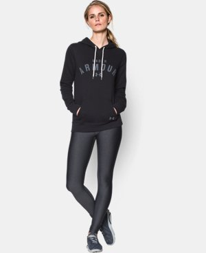 Women's UA Storm Rival Cotton Pullover Hoodie  1 Color $56.99