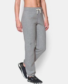 Women's UA Storm Rival Cotton Pant