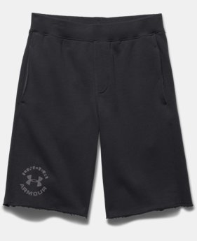 Boys' UA Rival Fleece Shorts