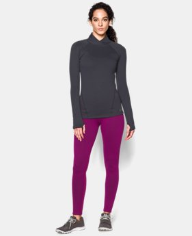Women's UA ColdGear® Armour® Stretch Turtleneck
