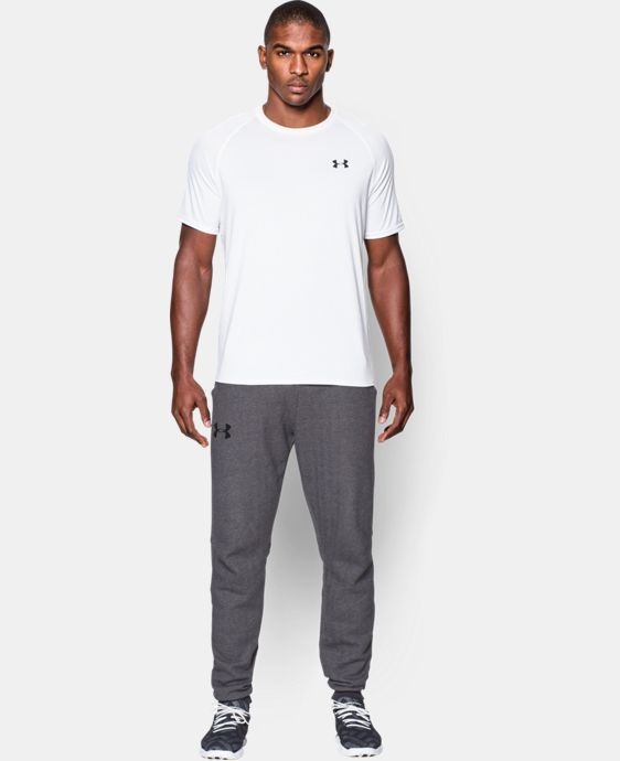 Men's UA Rival Fleece Printed Joggers  1 Color $59.99