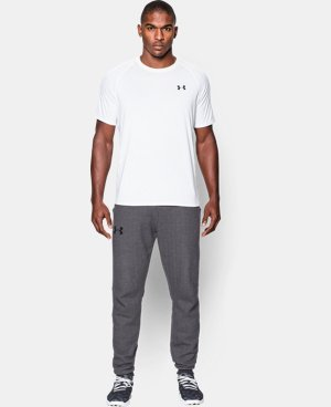 Men's UA Rival Fleece Printed Joggers LIMITED TIME: FREE U.S. SHIPPING 1 Color $59.99