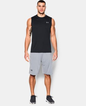 Men's UA Tech™ Sleeveless T-Shirt LIMITED TIME: FREE SHIPPING  $24.99