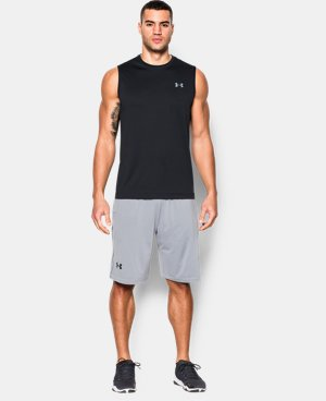 Men's UA Tech™ Sleeveless T-Shirt  1 Color $24.99