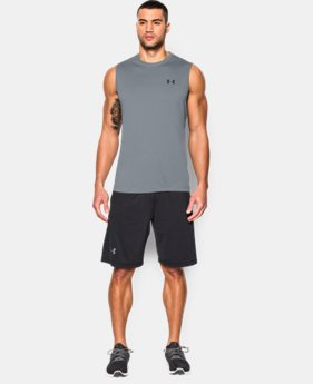 Men's UA Tech™ Sleeveless T-Shirt LIMITED TIME: FREE SHIPPING  $27.99