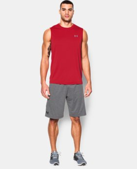 Men's UA Tech™ Sleeveless T-Shirt LIMITED TIME: FREE SHIPPING 1 Color $27.99