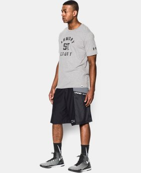 Men's UA C1N Shorts  1 Color $37.99
