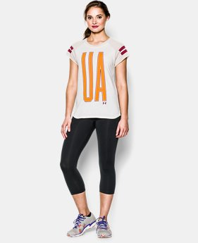 Women's UA Big Graphic Raglan
