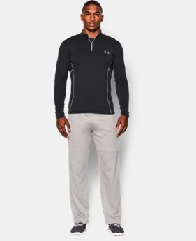 Men's UA ColdGear® Armour® Stretch ½ Zip  1 Color $59.99