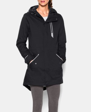 Women's UA To/From Waterproof Parka LIMITED TIME: FREE U.S. SHIPPING 1 Color $299.99