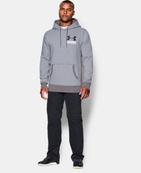 Men's Charged Cotton® Heavyweight Graphic Hoodie