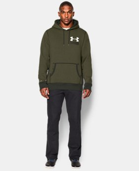 Men's Charged Cotton® Heavyweight Graphic Hoodie  1 Color $59.99 to $74.99