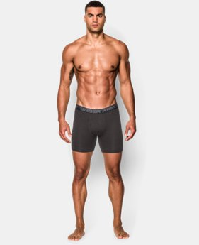 "Men's UA Original Series Printed Twist 6"" Boxerjock®  2 Colors $18.99"