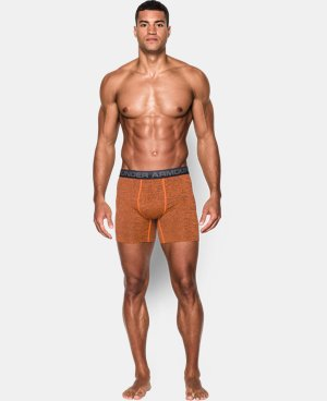 "Men's UA Original Series Printed Twist 6"" Boxerjock® LIMITED TIME: FREE U.S. SHIPPING 3 Colors $11.99 to $17.99"