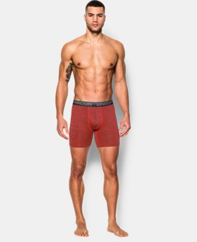 "Men's UA Original Series Printed Twist 6"" Boxerjock®  1 Color $18.99"