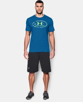 Men's UA Lockertag T-Shirt LIMITED TIME: FREE SHIPPING 1 Color $27.99