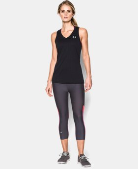 Women's UA Tech™ Jacquard Tank