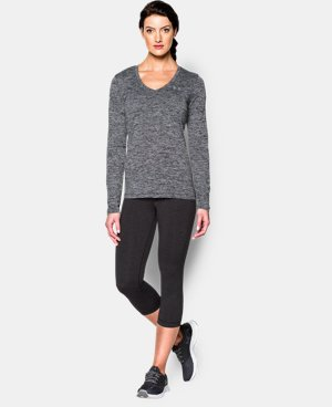 Women's UA Tech™ Twist Long Sleeve  1 Color $29.99