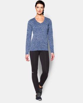 Women's UA Tech™ Twist Long Sleeve  1 Color $22.99