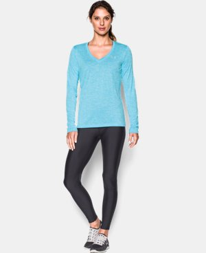 Women's UA Twist Tech™ Long Sleeve LIMITED TIME OFFER + FREE U.S. SHIPPING 2 Colors $22.49