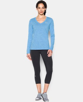 Women's UA Tech™ Twist Long Sleeve LIMITED TIME: FREE SHIPPING 2 Colors $29.99