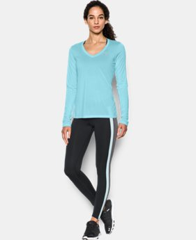Women's UA Tech™ Twist Long Sleeve LIMITED TIME: FREE SHIPPING 3 Colors $26.99 to $34.99