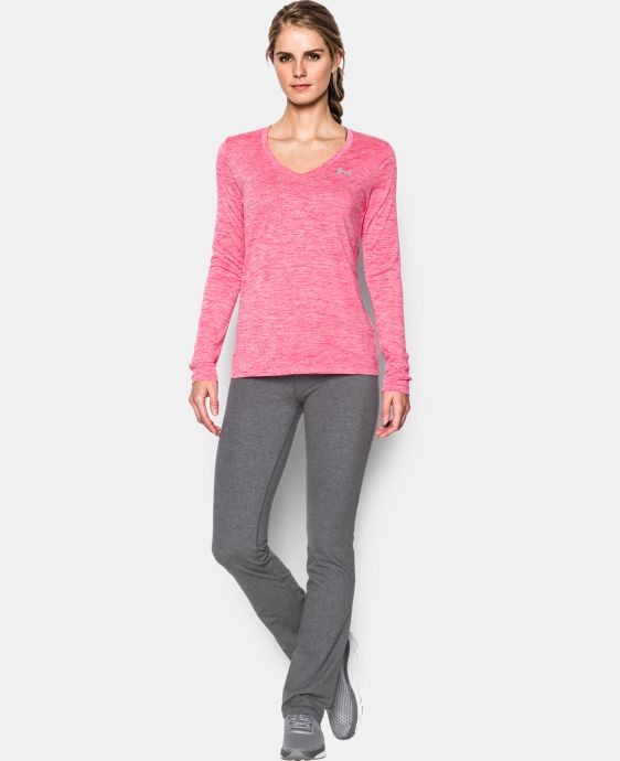 Women's UA Tech™ Twist Long Sleeve  2 Colors $26.99 to $34.99