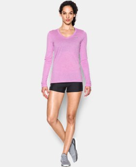 Women's UA Tech™ Twist Long Sleeve LIMITED TIME: FREE SHIPPING 1 Color $26.99 to $34.99