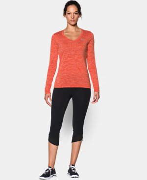 Women's UA Twist Tech™ Long Sleeve LIMITED TIME: FREE U.S. SHIPPING 1 Color $22.99