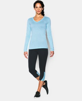 Women's UA Tech™ Twist Long Sleeve  5 Colors $22.99