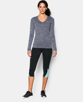 Women's UA Tech™ Twist Long Sleeve   $22.99