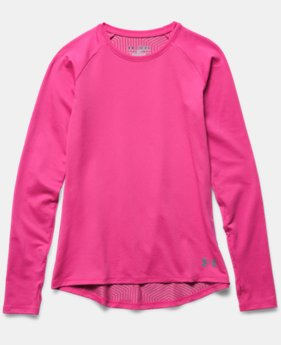 Girls' UA ColdGear® Infrared Long Sleeve