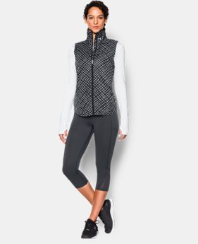 Women's UA Storm Layered Up Printed Vest  1 Color $67.99