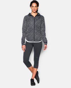 Women's UA Storm Layered Up Printed Jacket  1 Color $82.99